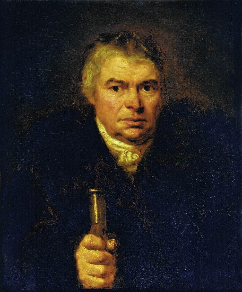 Портрет Швальбе