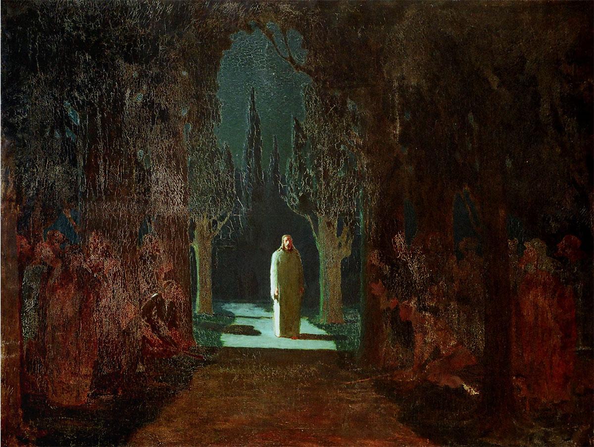 Kuindzhi Jesus Christ 1901.jpg