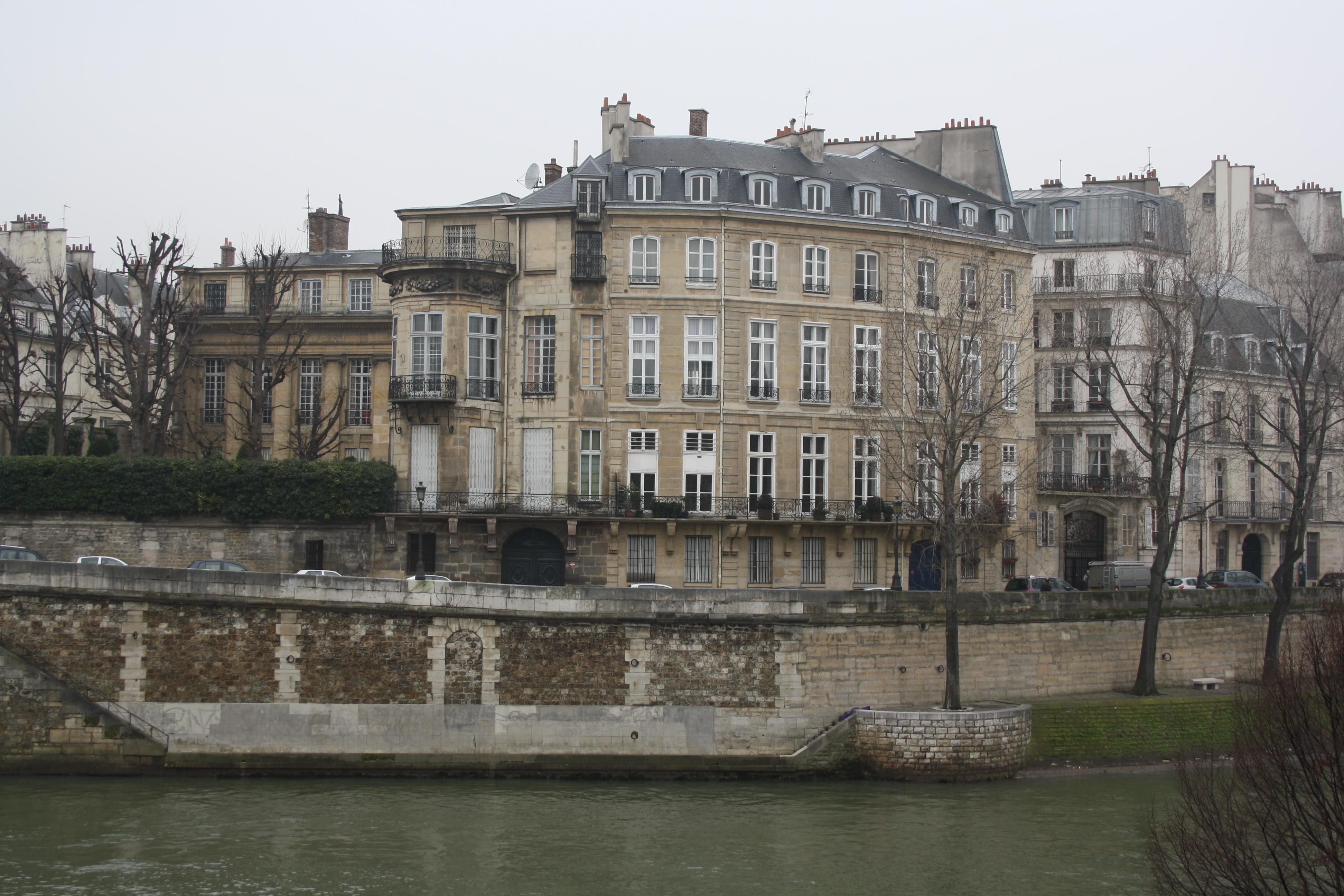 The Islands Of Paris Ile Saint Louis And Ile De La Cite