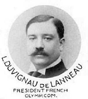 File:L. Duvignau de Lanneau, Président du Comité Olympique Français en 1912.jpg