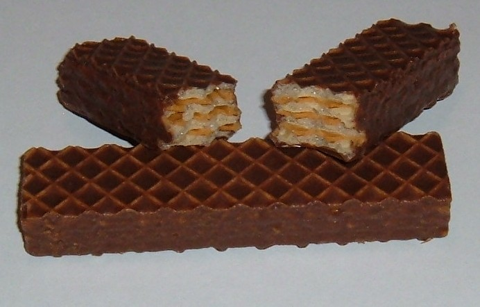 Little Miss Debbie Strawberry Cake With Chocolate Coating