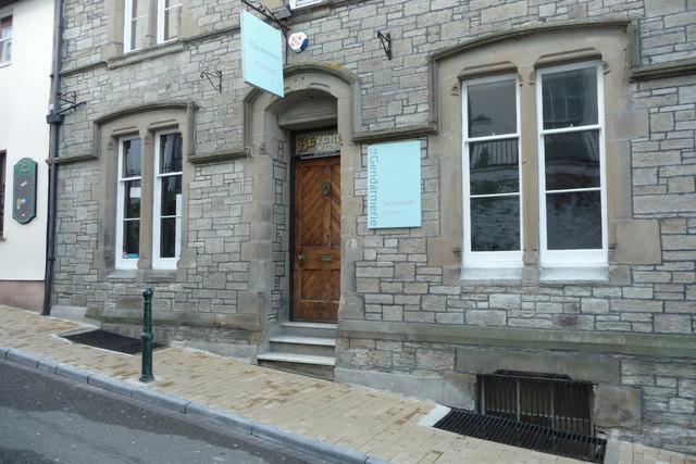 File:La Gendarmerie, No. 63 Fore Street, Ilfracombe. - geograph.org.uk - 1273211.jpg