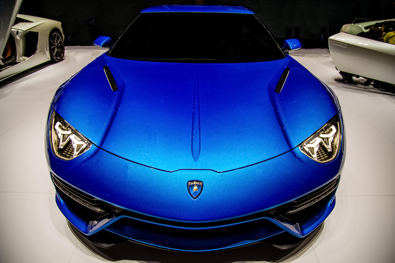 Lamborghini Asterion Vikipediya