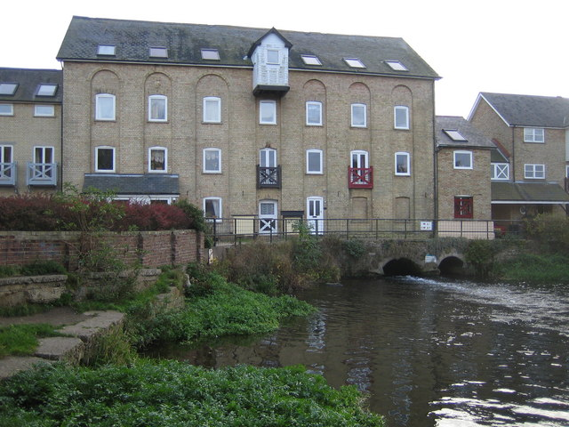 Langford Mill - geograph.org.uk - 612850