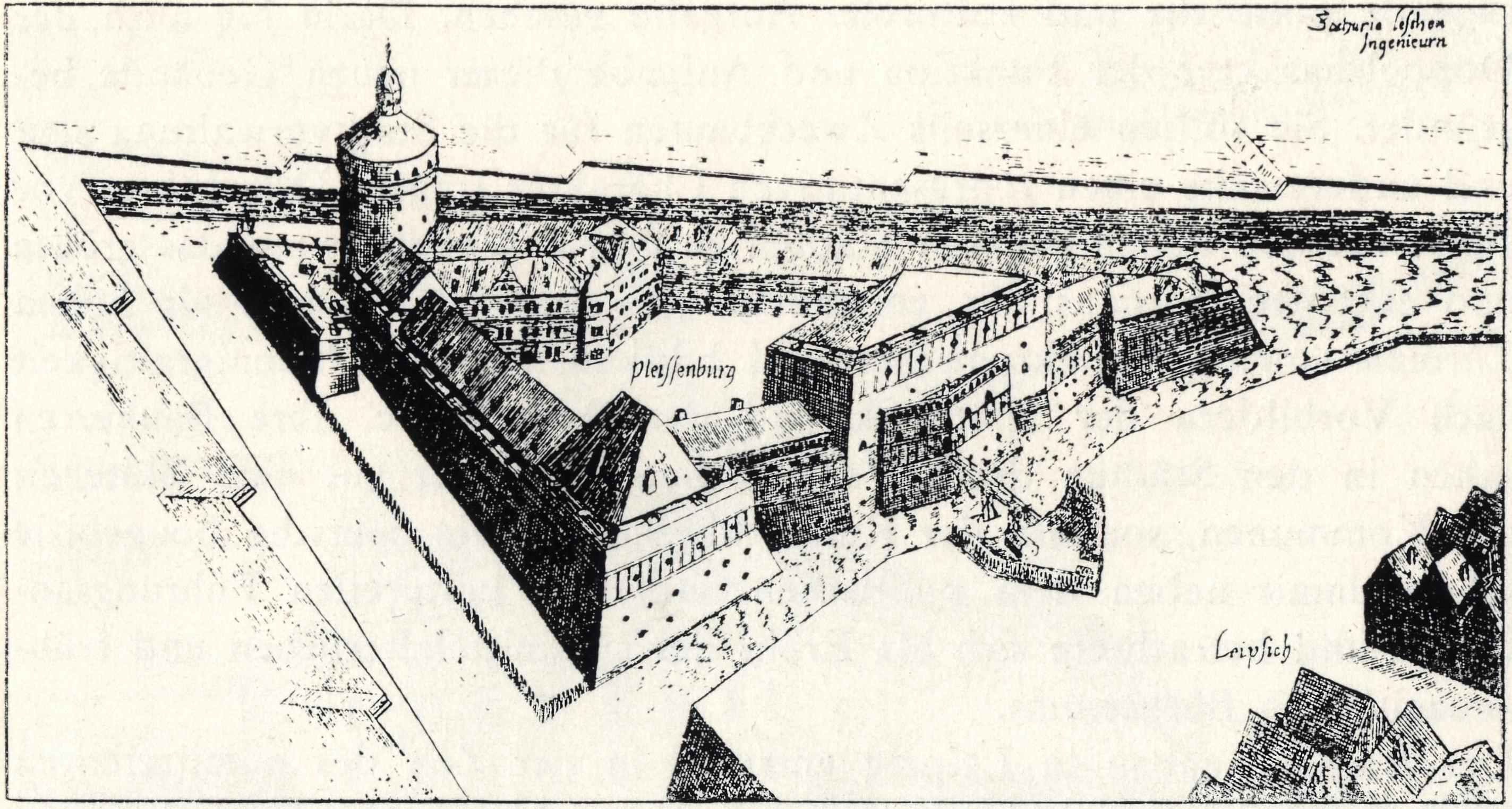 File:Leipzig Pleissenburg 1646.jpg