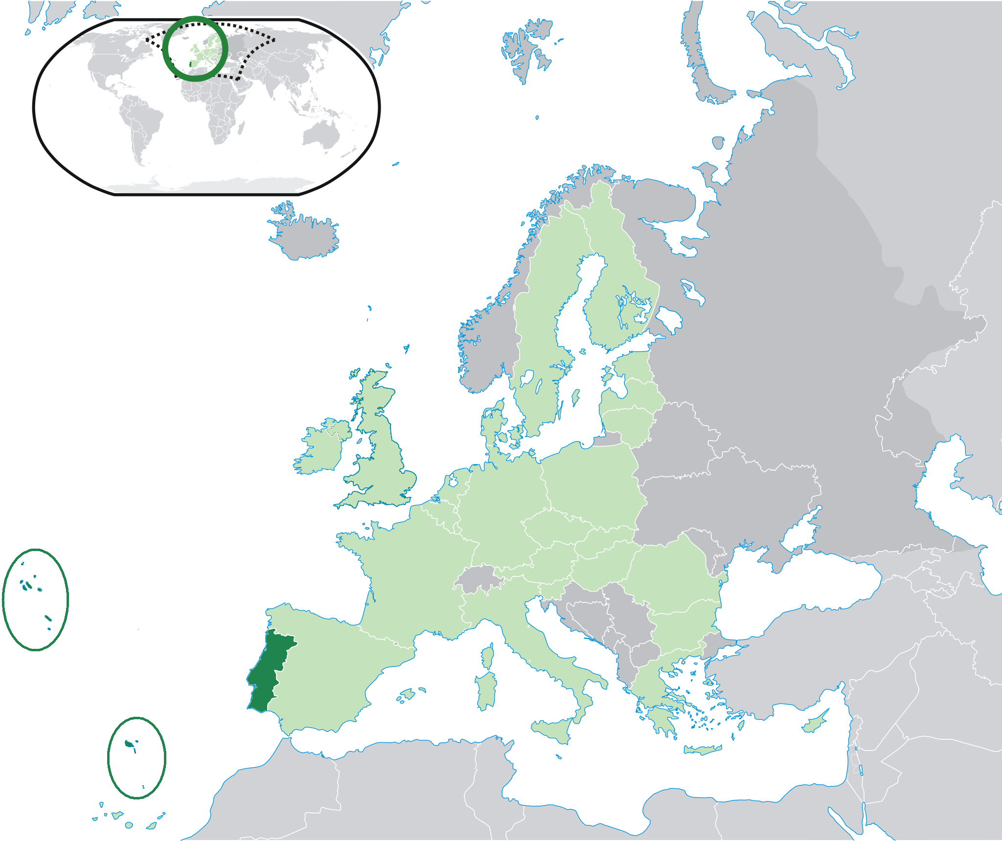 FileLocation Portugal EU Europepng Wikimedia Commons - Portugal map wikipedia