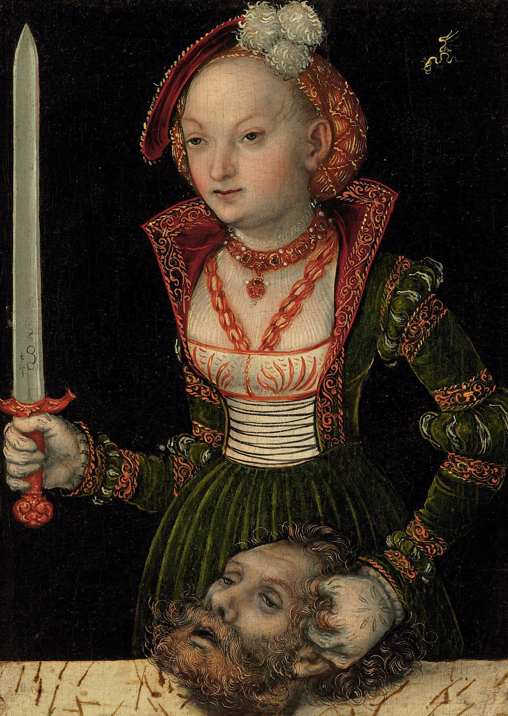 Saturday Art: Judith Beheading Holofernes Again - Shadowproof