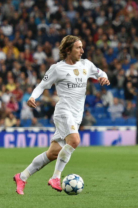 The 13th Luka Modric thread of the day - Xtratime Community