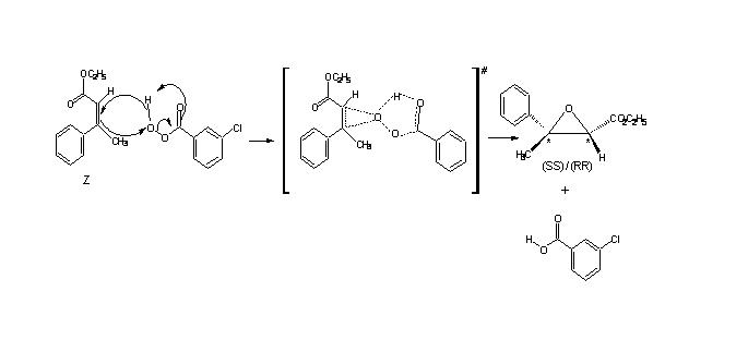 epoxidation mcpba carvone Epoxidation of alkenes with an aldehyde as co-reactant rates of reaction and   step in a synthetic route toward carvone, a spearmint flavor used in foodstuffs   it proceeded only very slowly after addition of mcpba these factors point to a.