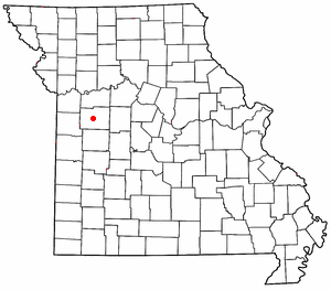 Loko di Centerview, Missouri