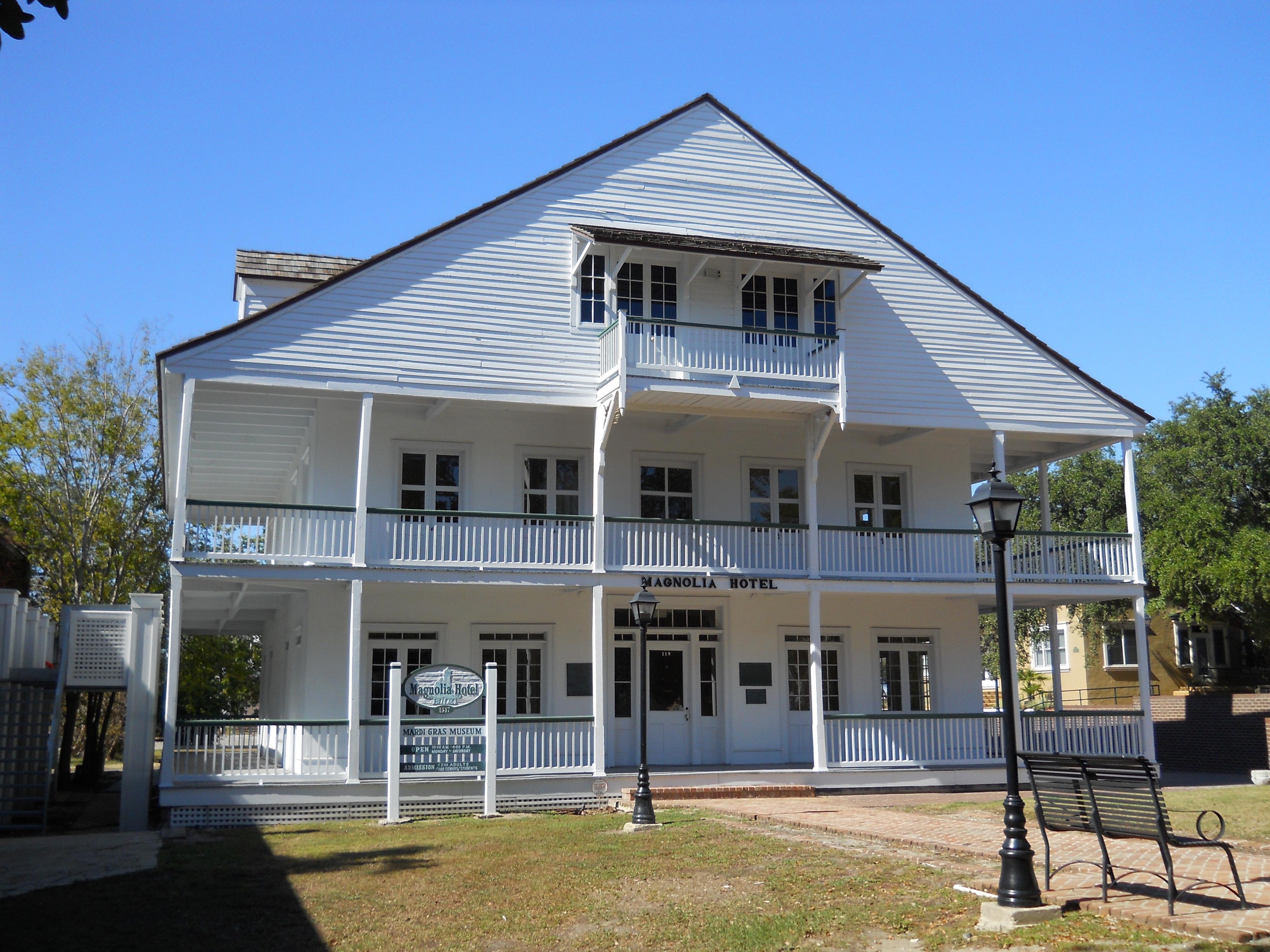 File Magnolia Hotel Biloxi Mississippi Jpg Wikimedia Commons