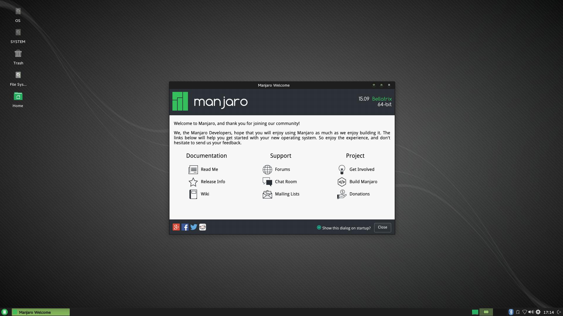 Manjaro Linux – Wikipedia