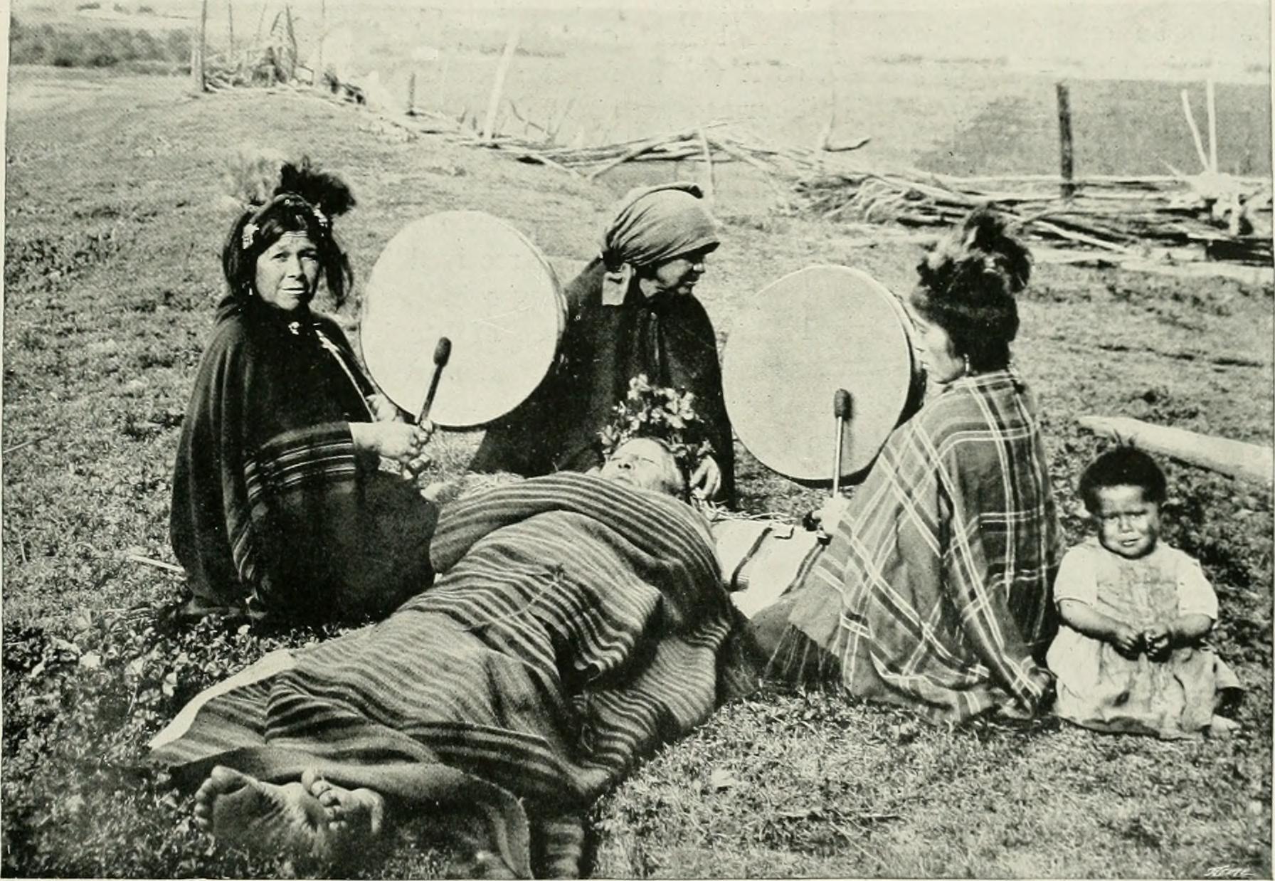 Mapuçe Kızılderilileri Dini ve Mitolojisi