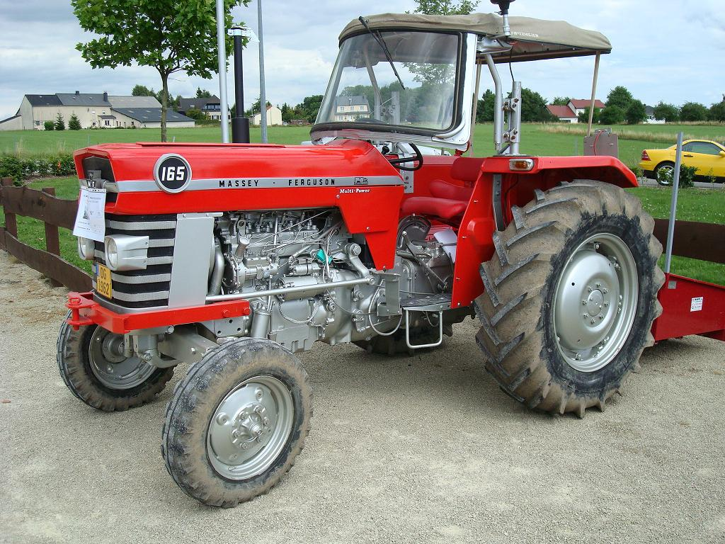 File Massey Ferguson 165 Jpg Wikimedia Commons