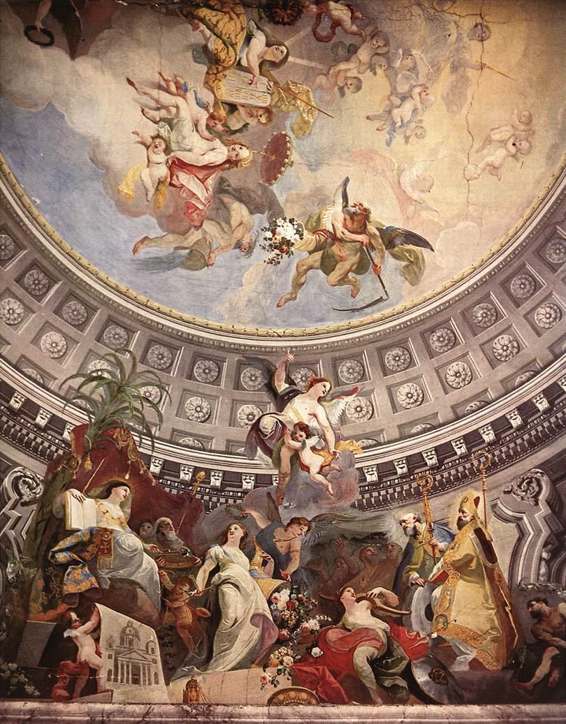 Maulbertsch%2C_Franz_ _Ceiling_fresco_in_the_Episcopal_Palace%2C_Szombathely_ 1782