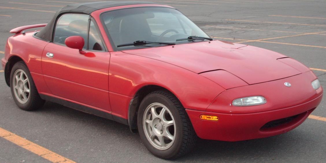 Mazda Miata For Sale Myrtle Beach
