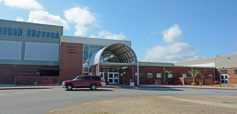 McIntosh County Academy - Wikipedia