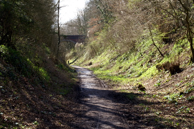 Meon Valley Trail - geograph.org.uk - 830396