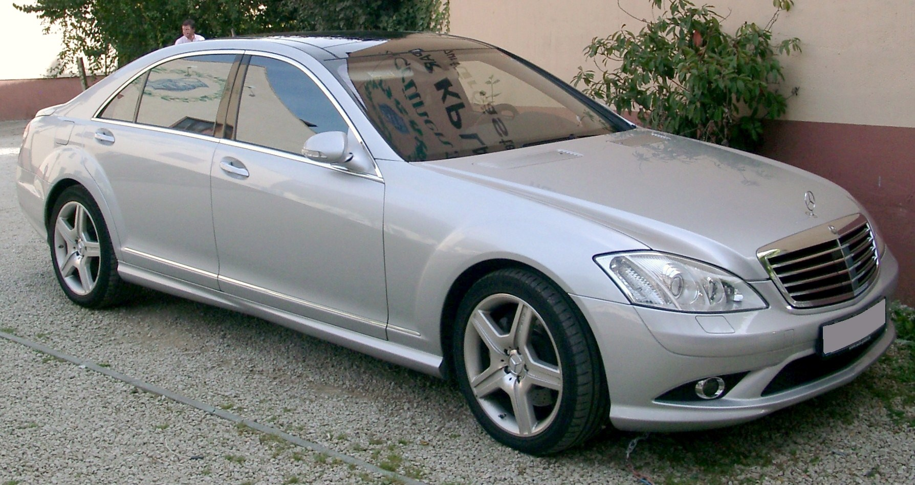 file:mercedes benz w221 front 20070920 - wikimedia commons