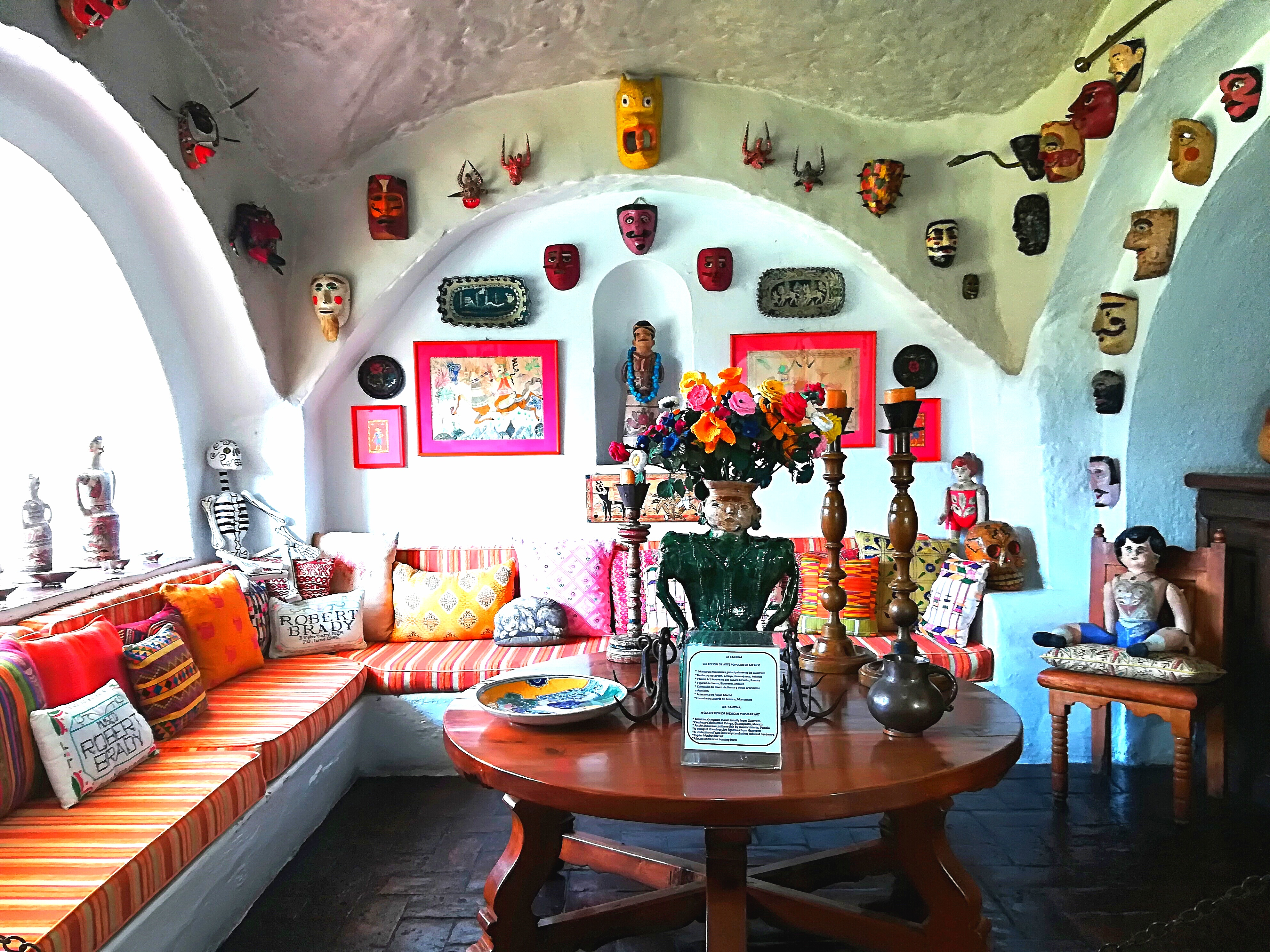 Mexican home decor - wall hangings
