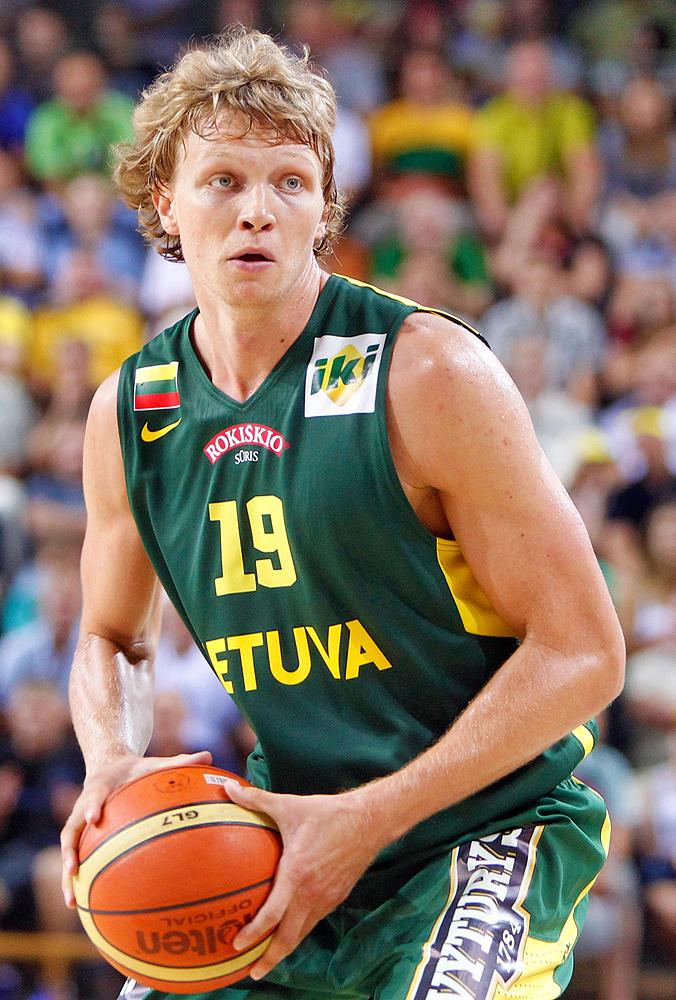 Mindaugas Kuzminskas - Wikipedia