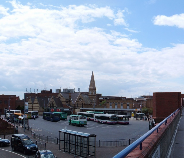 File:Museum and bus station - geograph.org.uk - 480144.jpg