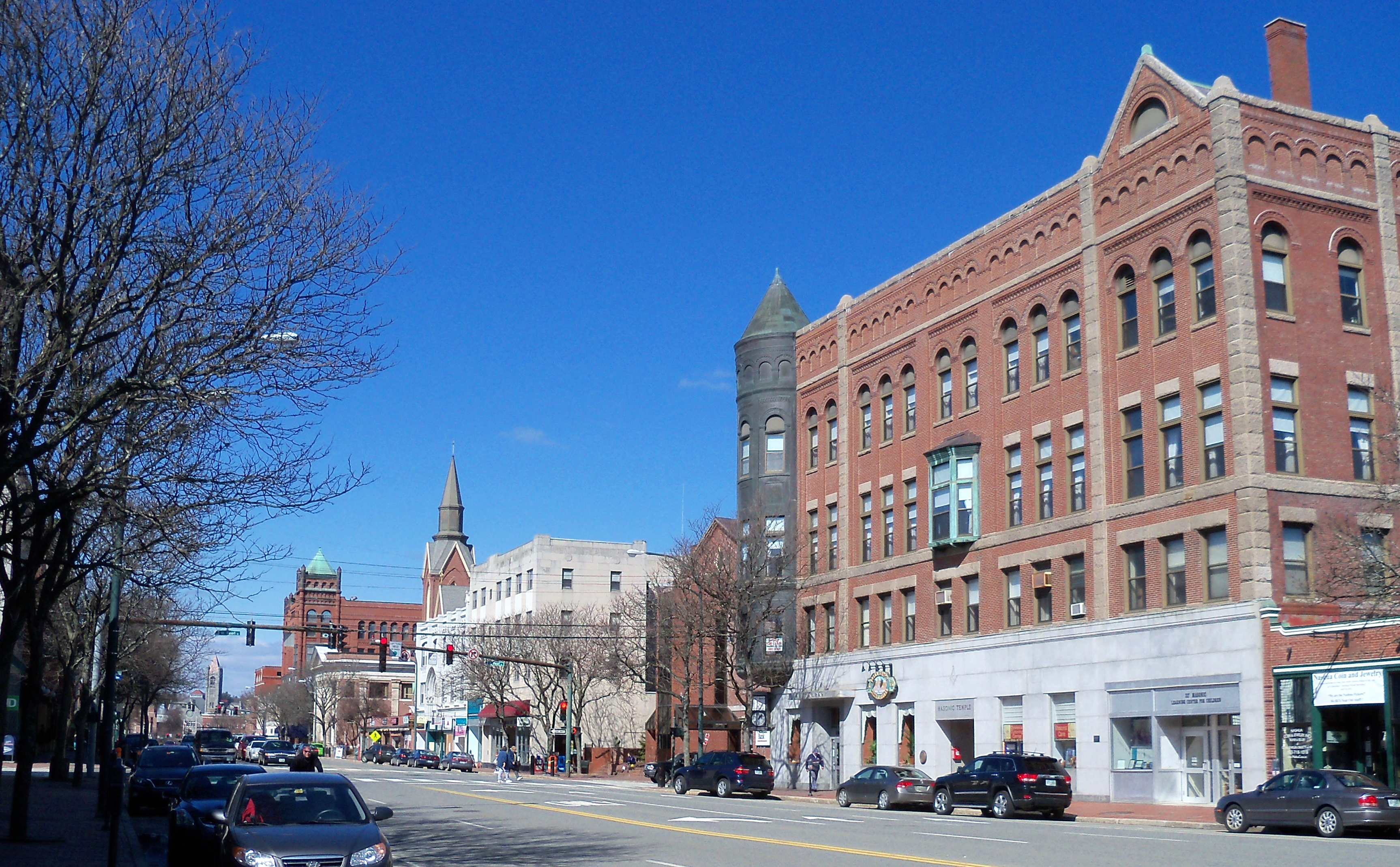 Nashua, New Hampshire - Wikipedia