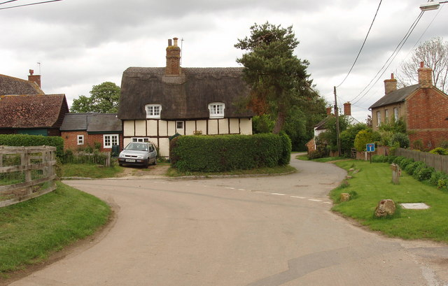 Nearton End, Swanbourne - geograph.org.uk - 438698