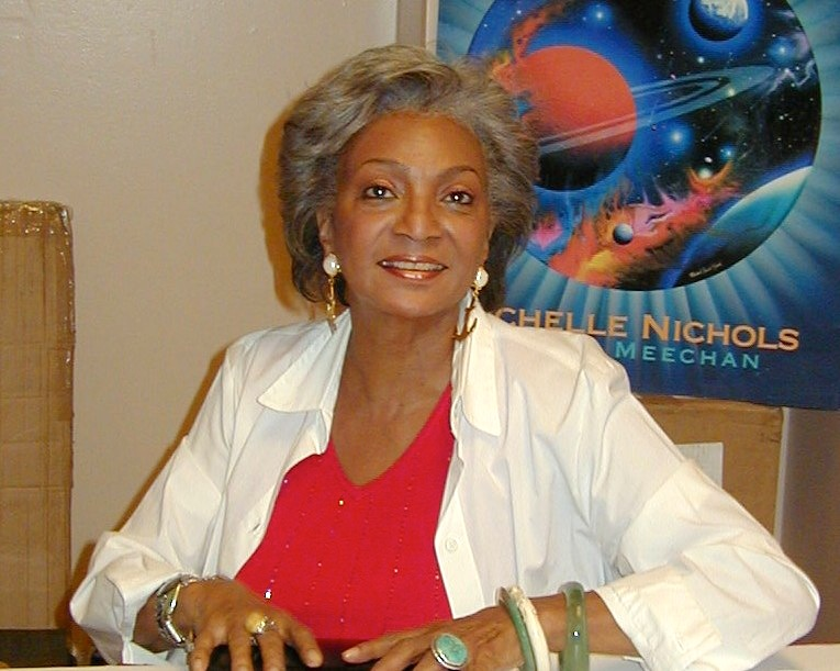 Nichelle Nichols - Gallery Photo