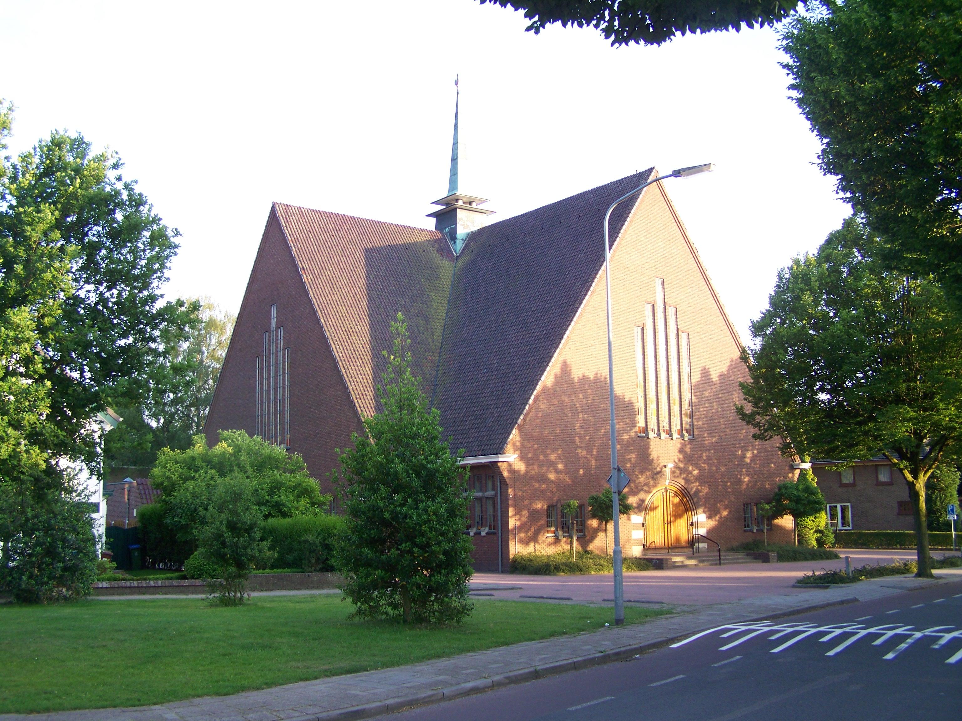 Nieuwe Kerk in Ede  Monument  Rijksmonumenten nl