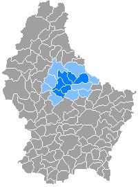Nordstad geographic region
