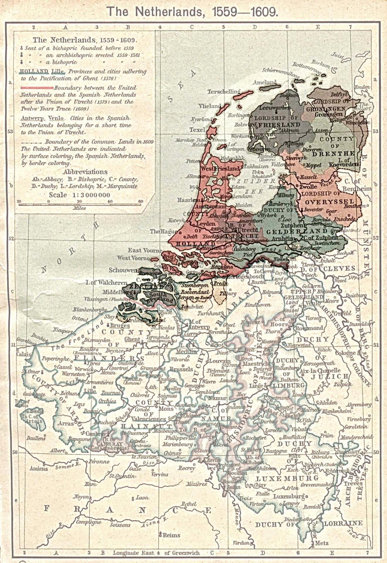 FileNorthern Netherlands map 002jpg Wikimedia Commons