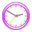 Nuvola 64 apps clock rosa.png