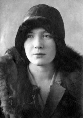 Ольга Фёдоровна Бергго́льц