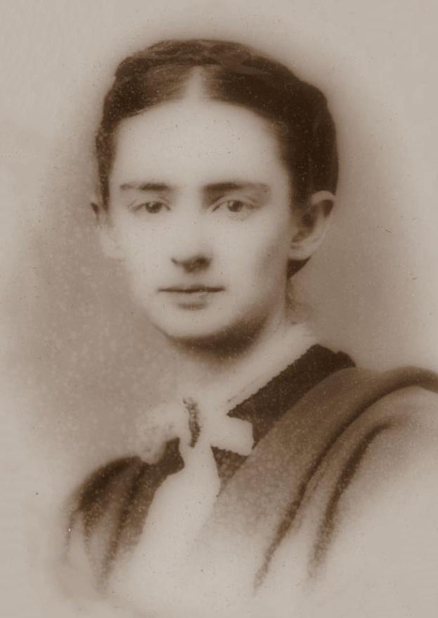Olivia in 1869