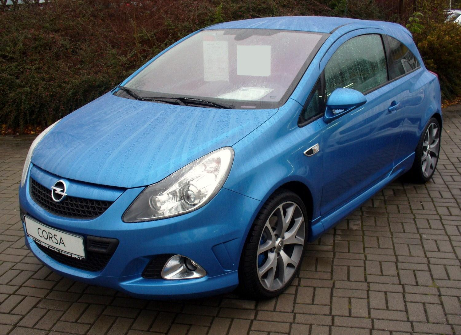 Corsa Persian Blue Touch Up Paint
