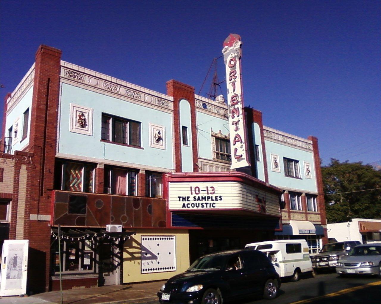 Oriental Theater Denver : file oriental theatre denver jpg wikimedia commons ~ Hamham.info Haus und Dekorationen