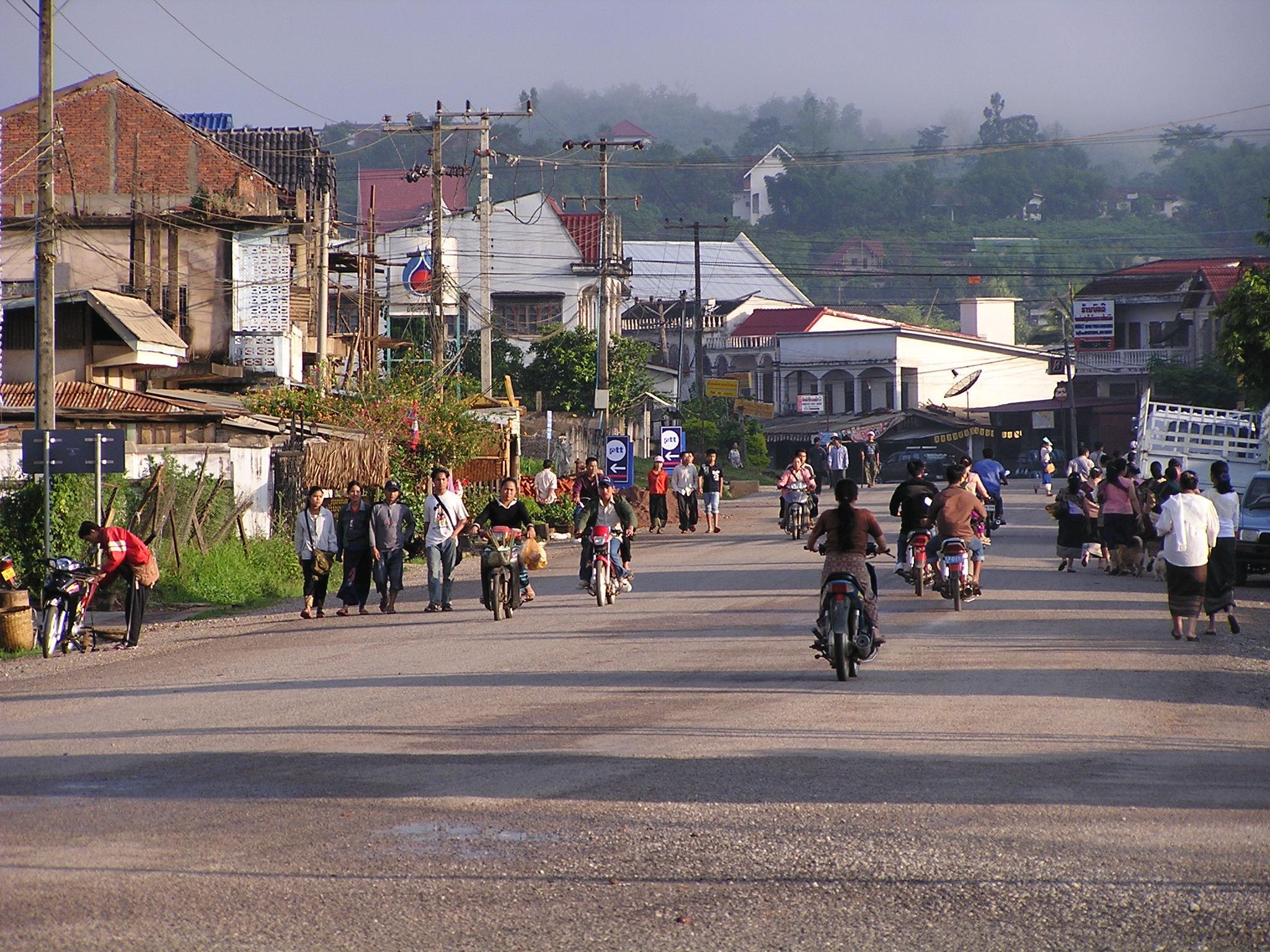 Oudomxay Laos  city photo : Oudomxay Wikipedia, the free encyclopedia