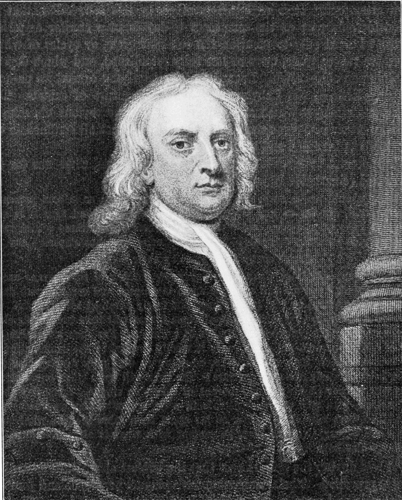 Isaac Newton: Astrological Article and Chart