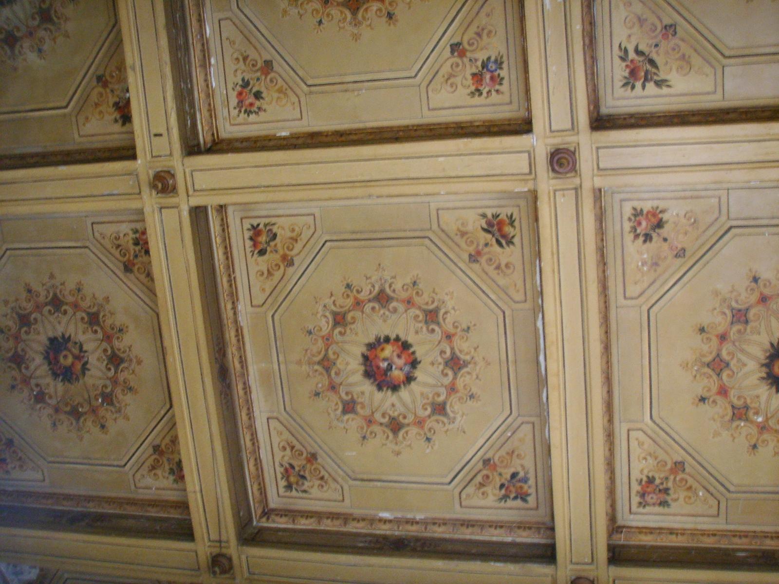 File Palazzo Fenzi Soffitto A Cassettoni Jpg Wikipedia