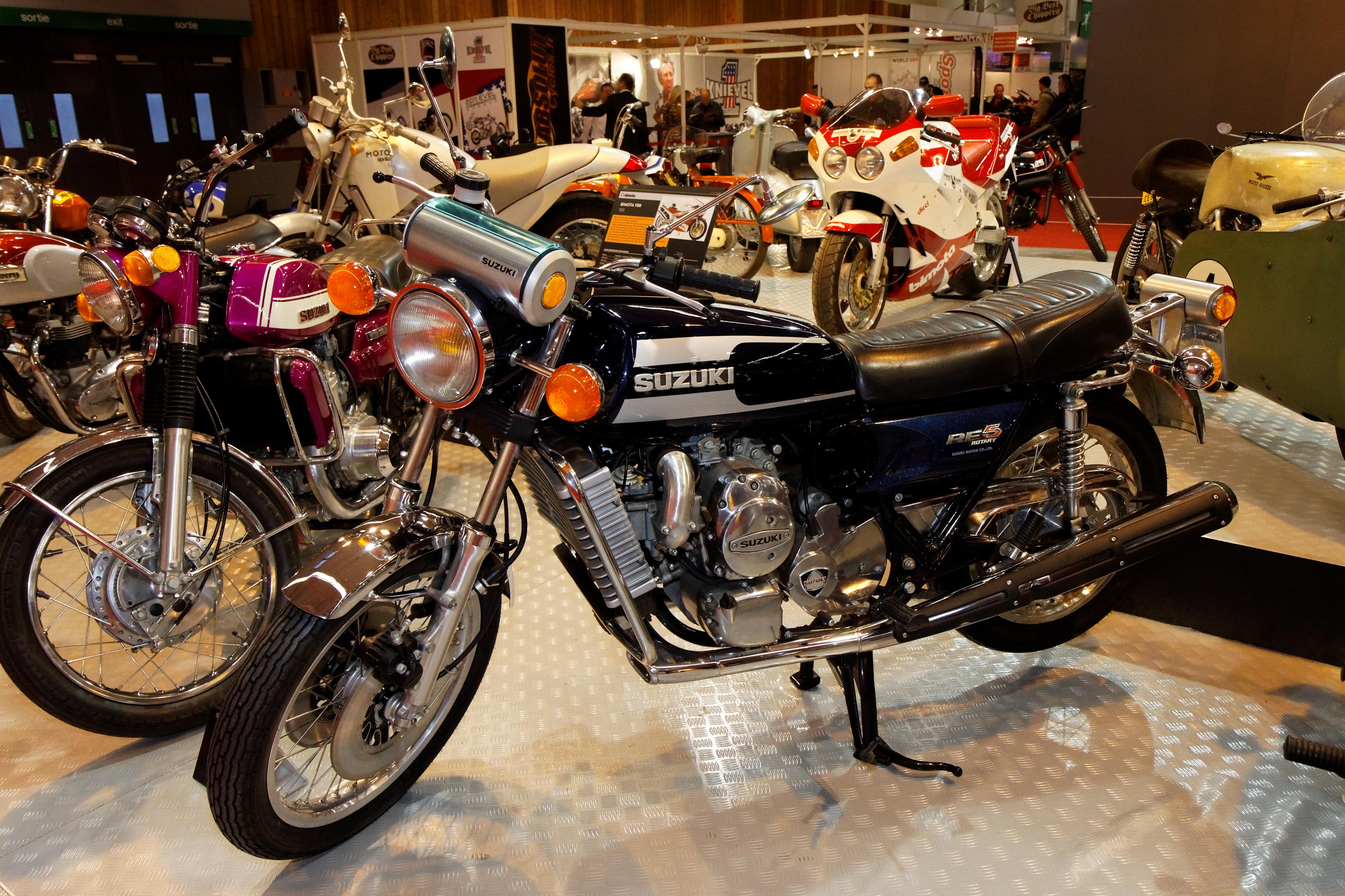 file paris salon de la moto 2011 suzuki re5 rotary 001