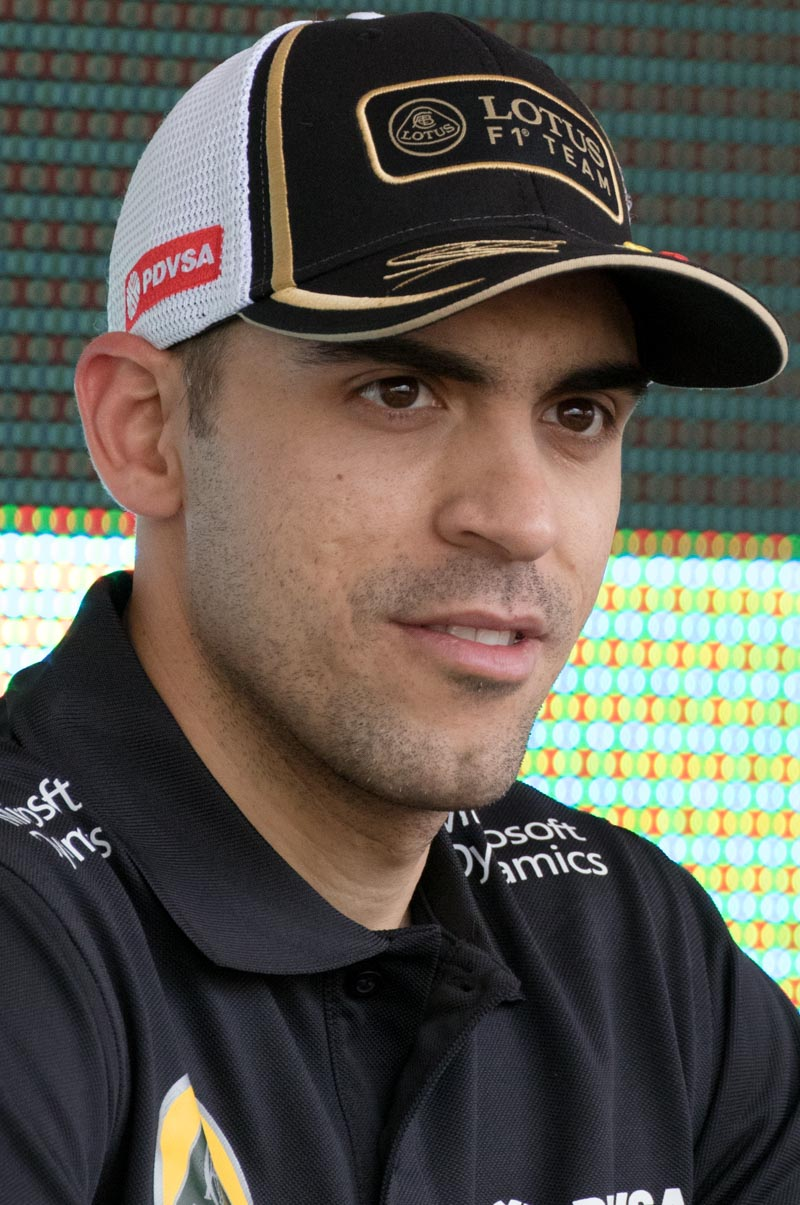 The 33-year old son of father Pastor and mother Lisa Pastor Maldonado in 2018 photo. Pastor Maldonado earned a  million dollar salary - leaving the net worth at 11 million in 2018