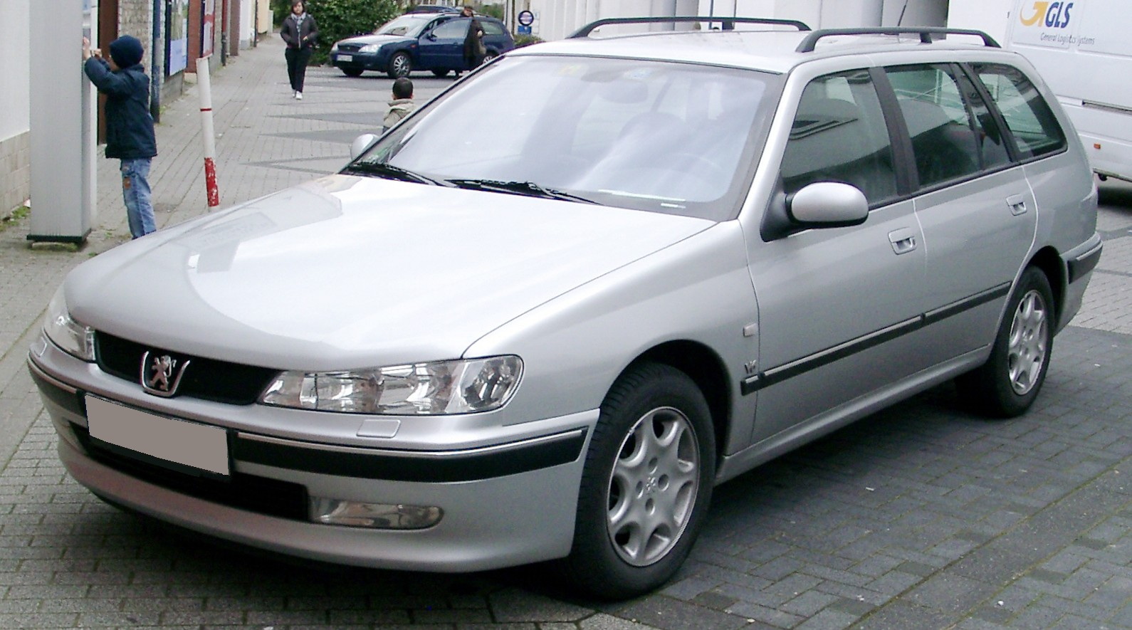 Peugeot 406 - Wikiwand