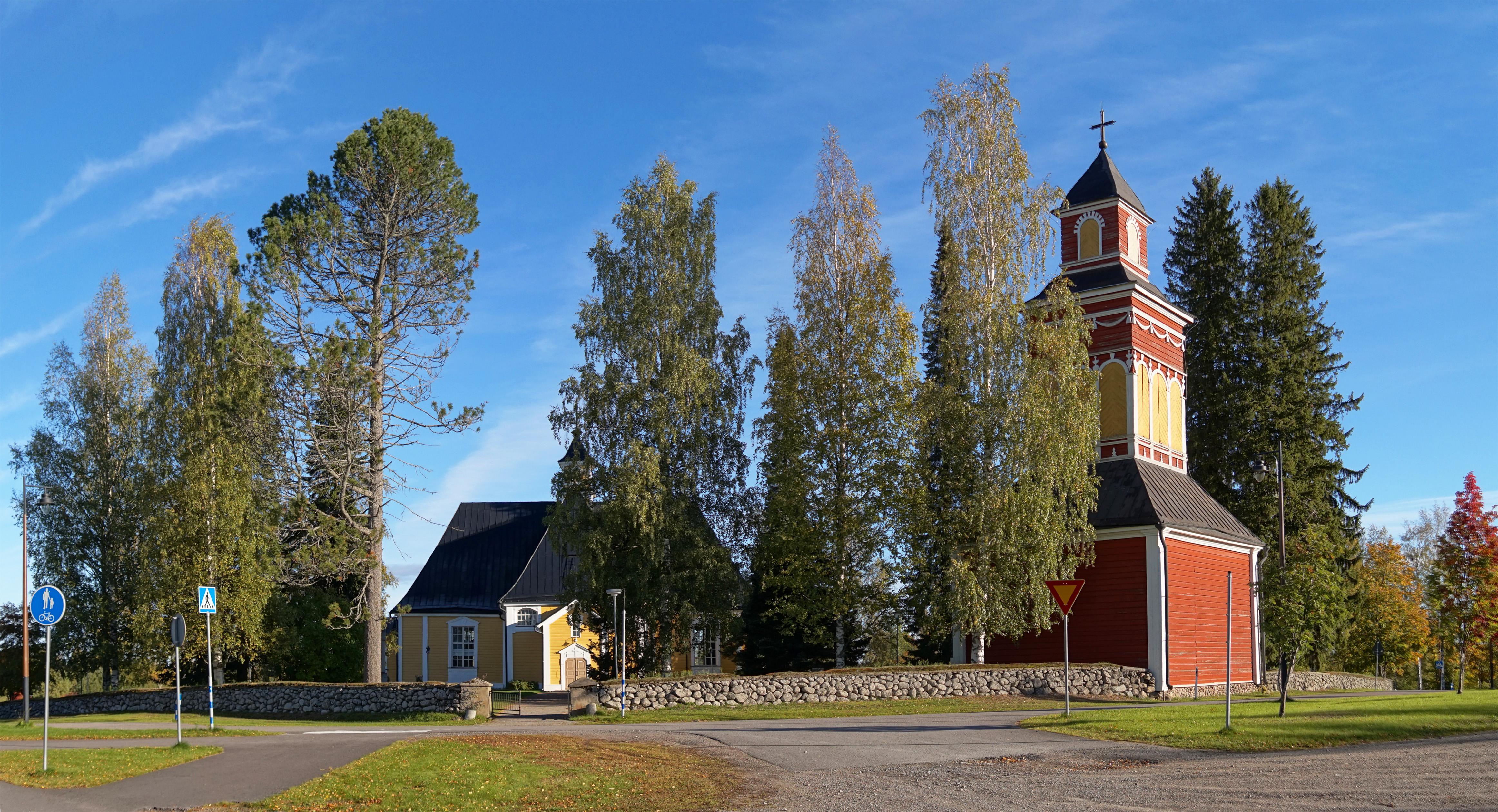 Pieksämäki Old Church 2.jpg