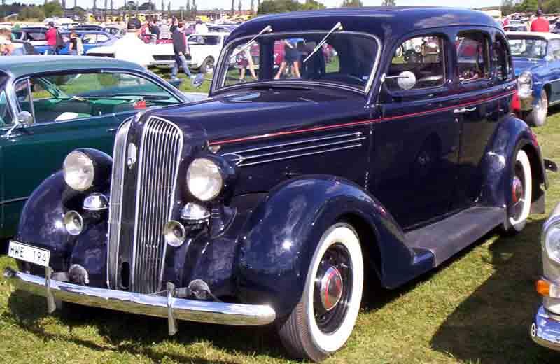 File plymouth special de luxe 4 door sedan 1936 for 1936 plymouth 2 door sedan