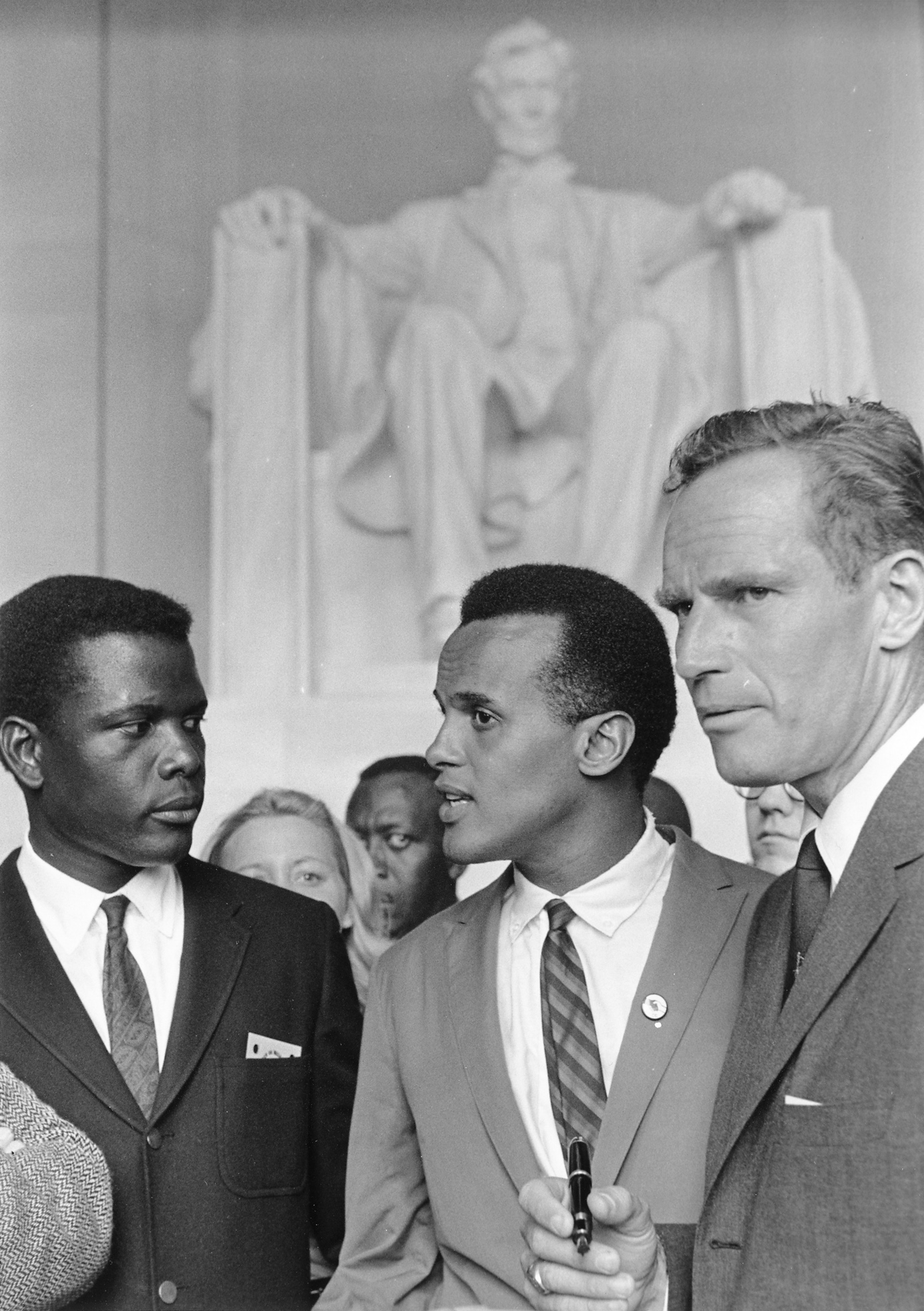 Poitier_Belafonte_Heston_Civil_Rights_Ma