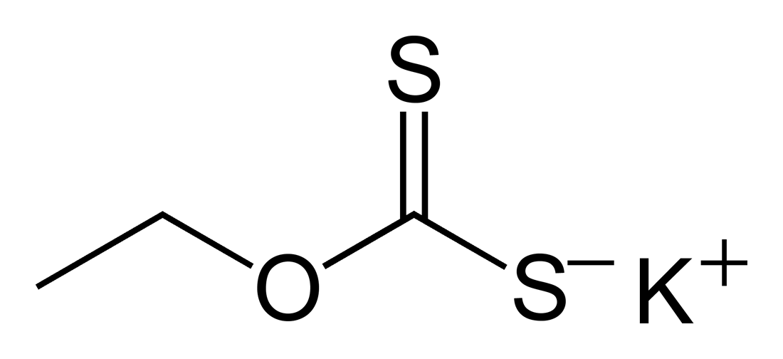Dateipotassium Ethylxanthate 2d Skeletalg Wikipedia