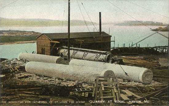 File Quarry At Vinalhaven Me Jpg Wikimedia Commons