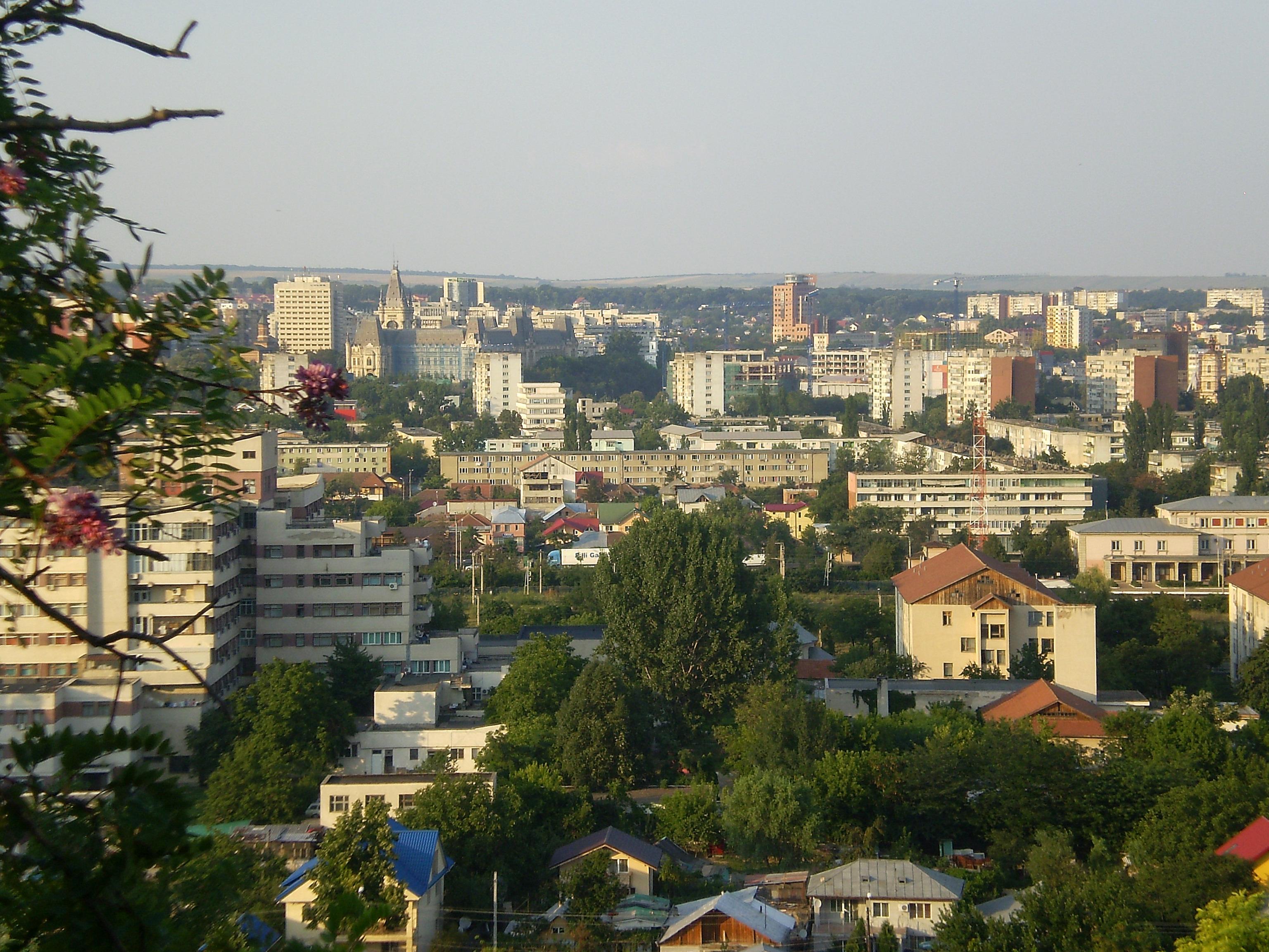 Iasi Romania  city images : Description RO IS Iasi , panoramic view 1