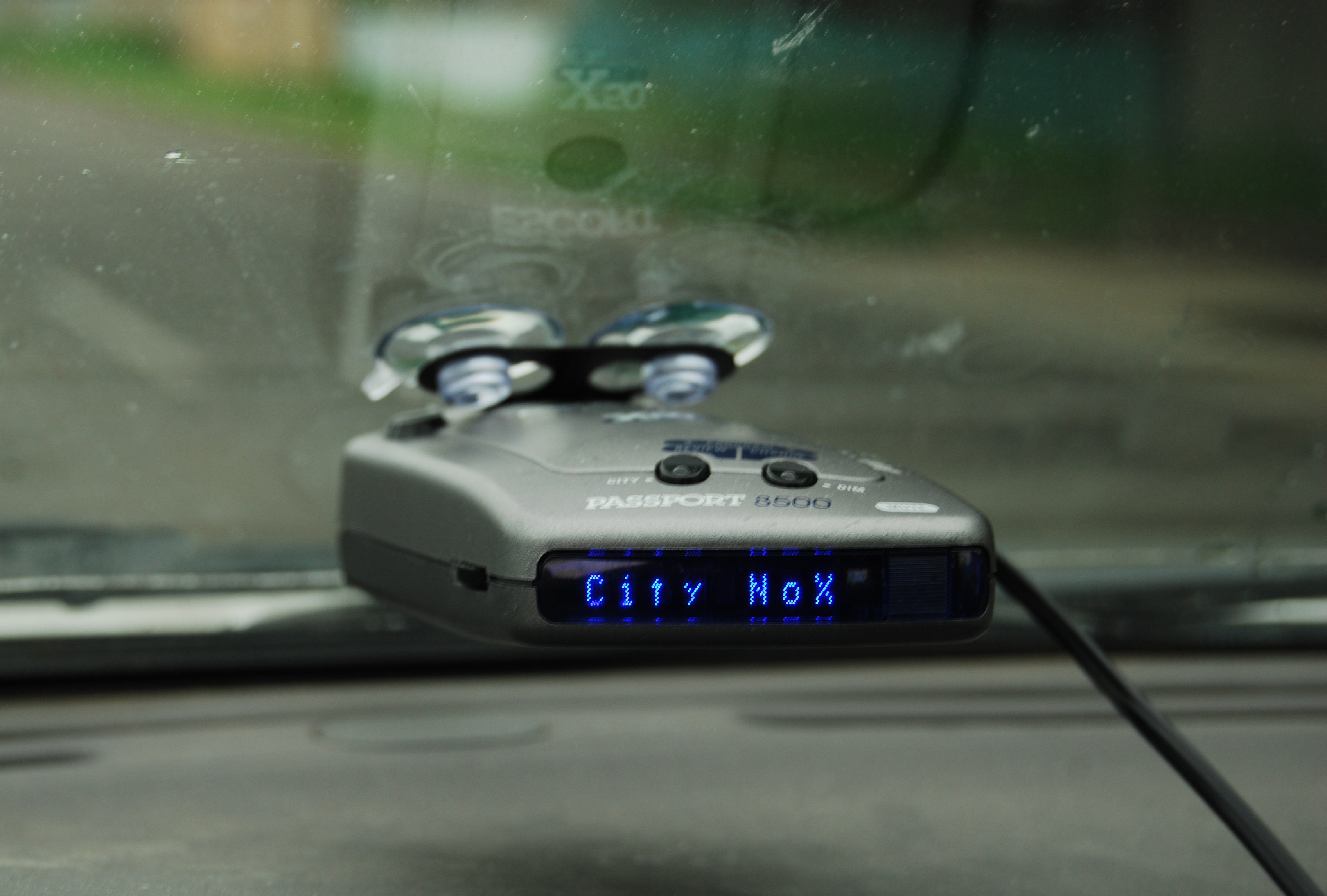 File Radar Detector canada Escort Passport 8500 x50 blue 3635